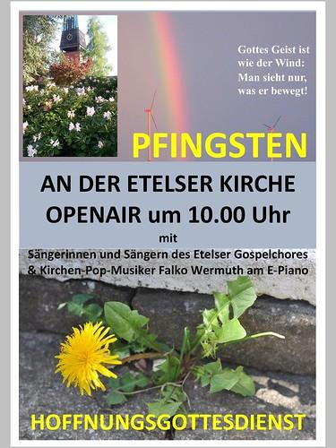 Pfingsten...