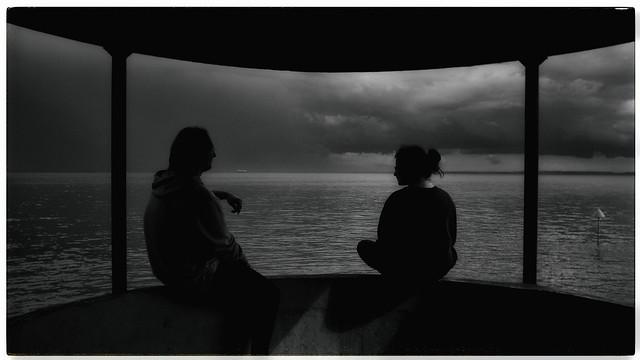 Storm watchers