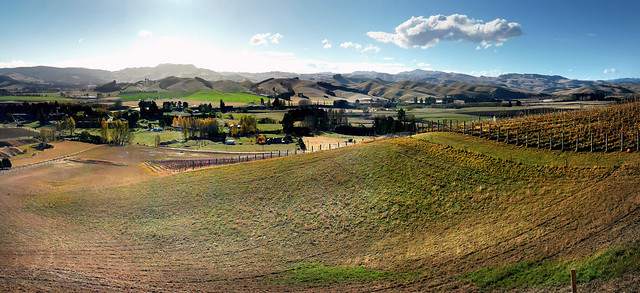 A rural outlook.