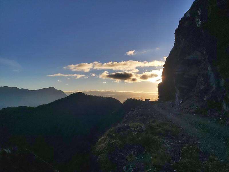 100 Peaks in Taiwan: Mt. Liushun and Qicai Lake, 100 km hike, day 4