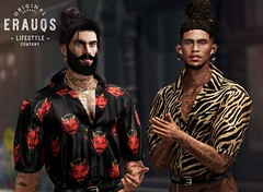 u2b50ufe0f [ ERAUQS ] - Diego Shirt at ACCESS u2013 NEW MEN u2b50ufe0f