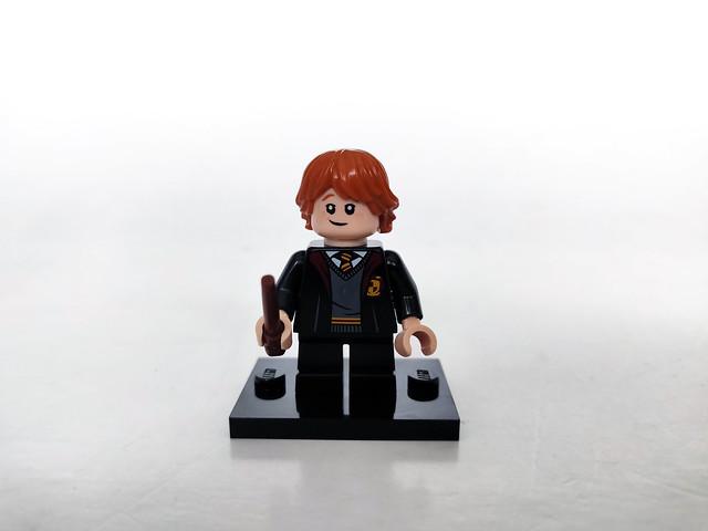 LEGO Harry Potter Hogwarts: Fluffy Encounter (76387)