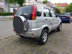 Daihatsu Terios 4x4 CityFun