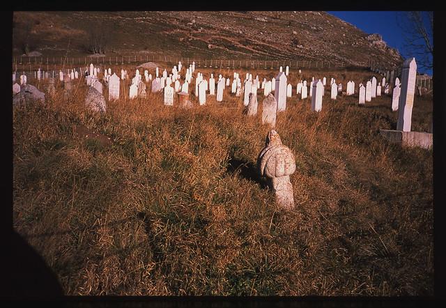 muslim tombstones