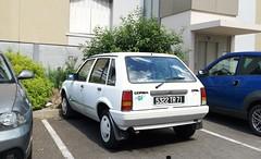Opel Corsa Steffi Graf