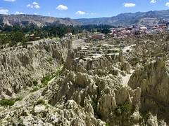 VALLE DE LA LUNA - BOLIVIA