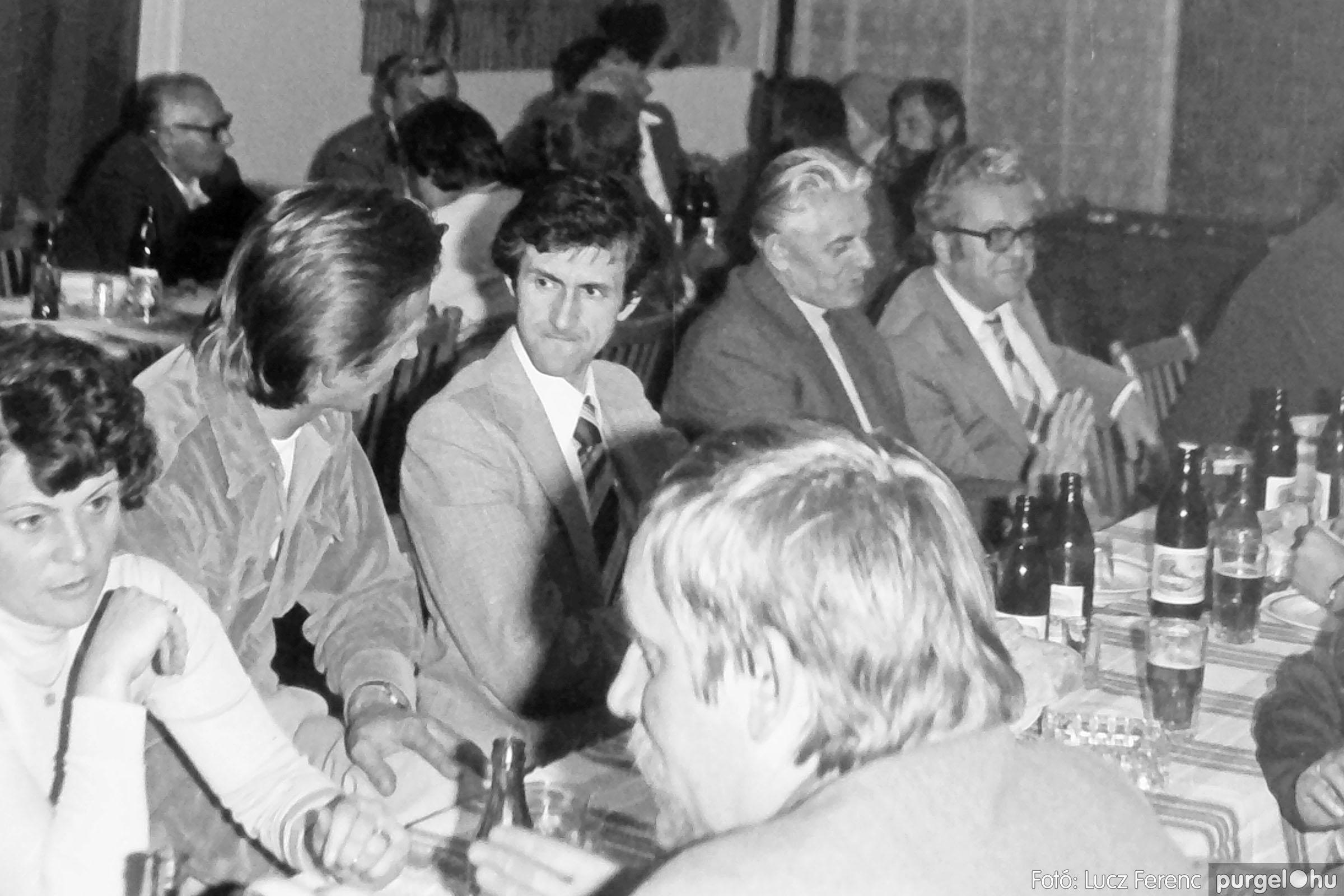 120. 1978. Rendezvény a pártházban 013. - Fotó: Lucz Ferenc.jpg