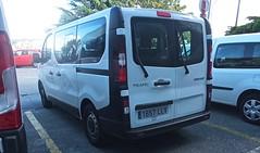 Monbus Renault Trafic