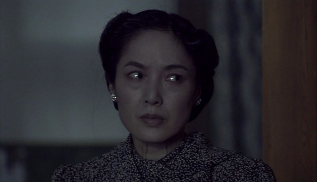 Kaori Momoi nel film