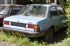 1977 BMW 316 RDL712S.