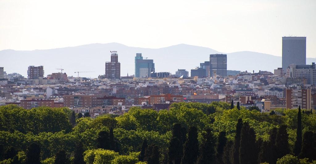 MADRID  CUÑA VERDE DE ODONELL 2048 17-5-2021