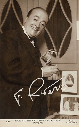 Fernand Rivers