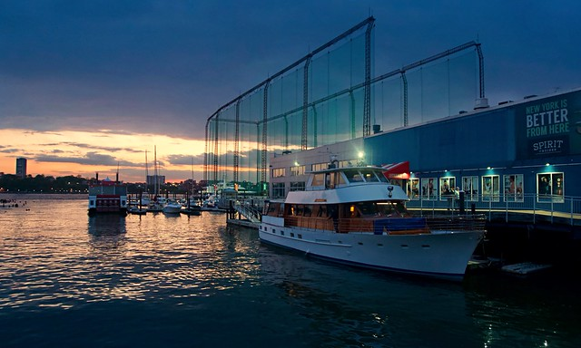 Better from Here - Chelsea Piers, New York Cit y