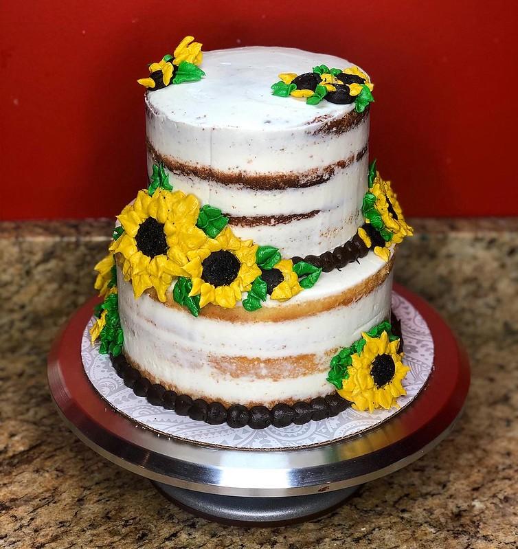 Cake by Robert the Baker