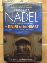 A Knife to the Heart - Barbara Nadel