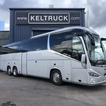 Scania Irizar coaches for sale from Keltruck