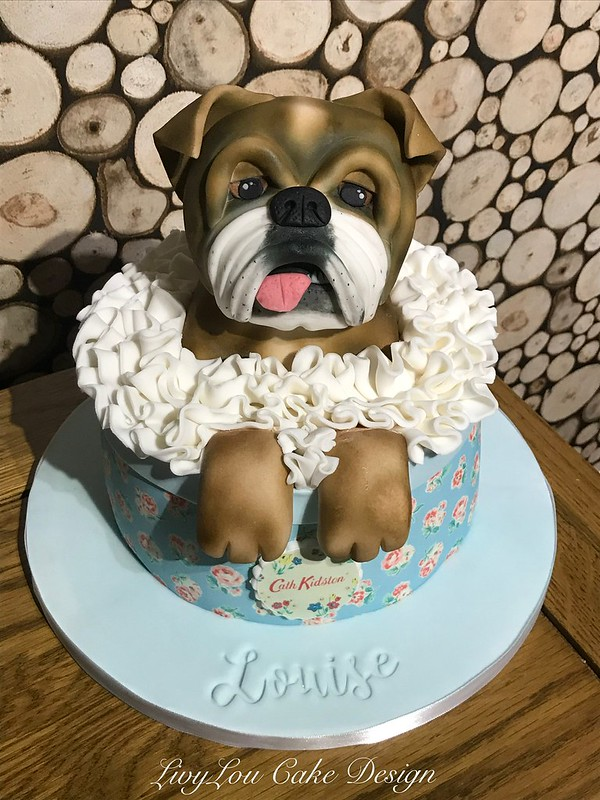 Cake by LivyLou Cake Design