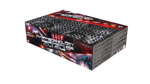 Klasek Pyrotechnology 256 Shots 1.3G Compound Cake