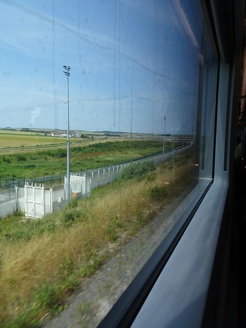 Heading to Calais