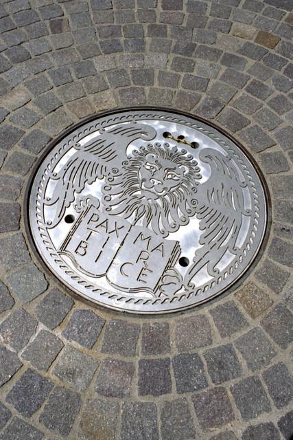 Royal Manhole Cover