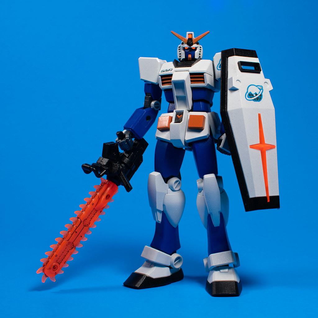 Ice Planet Gundam RX-79