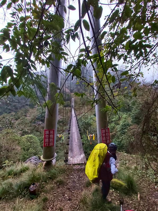 100 Peaks in Taiwan: Mt. Liushun and Qicai Lake, 100 km hike, day 3