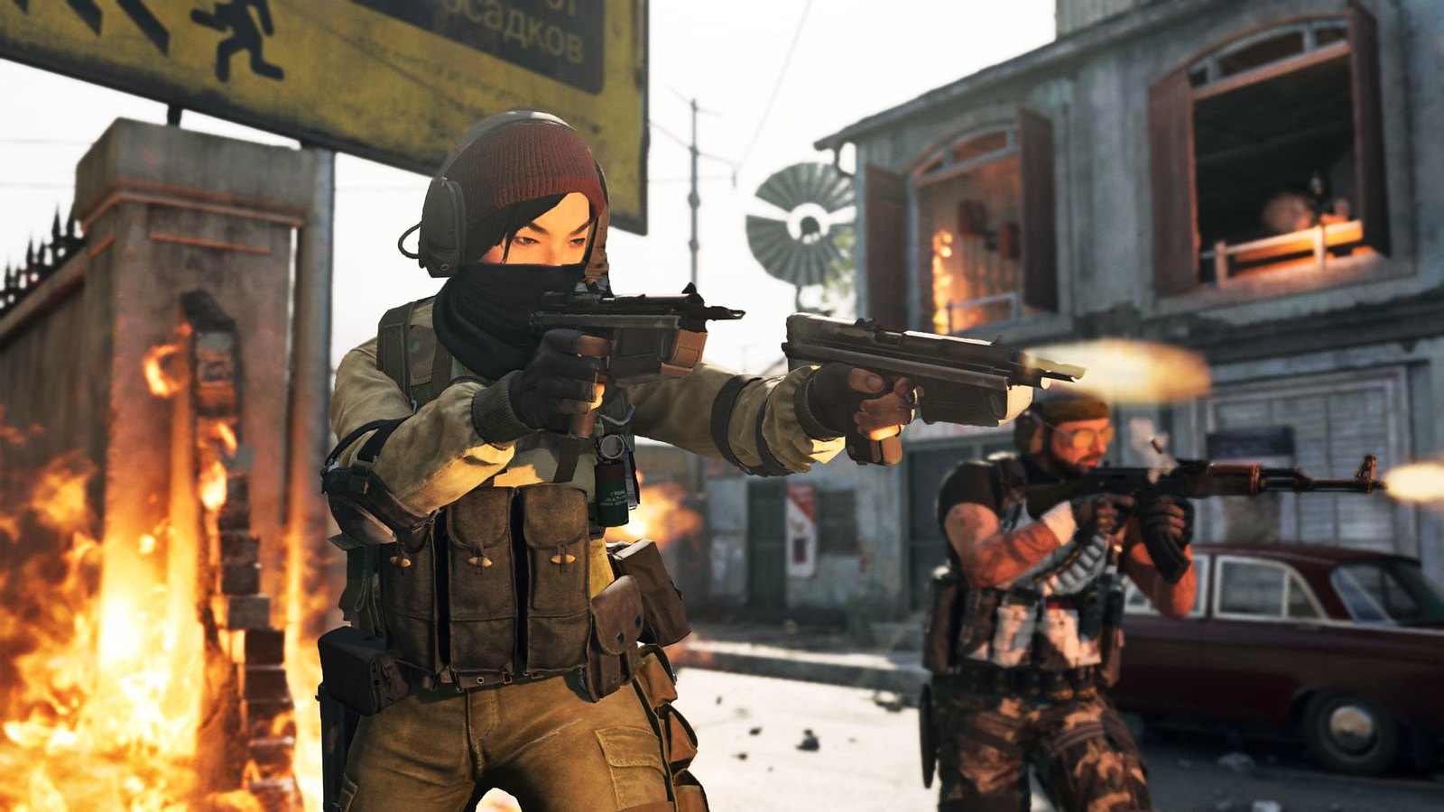 Call of Duty: Black Ops Cold & Warzone