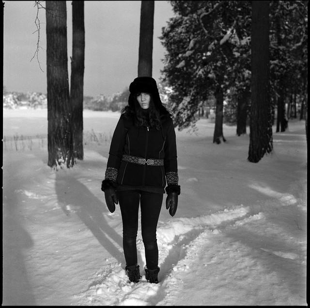 Winter in Handen