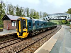GWR Class 158767