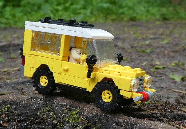 Landrover 4-wide
