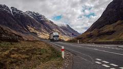 Aonach Eagach Ridge A82
