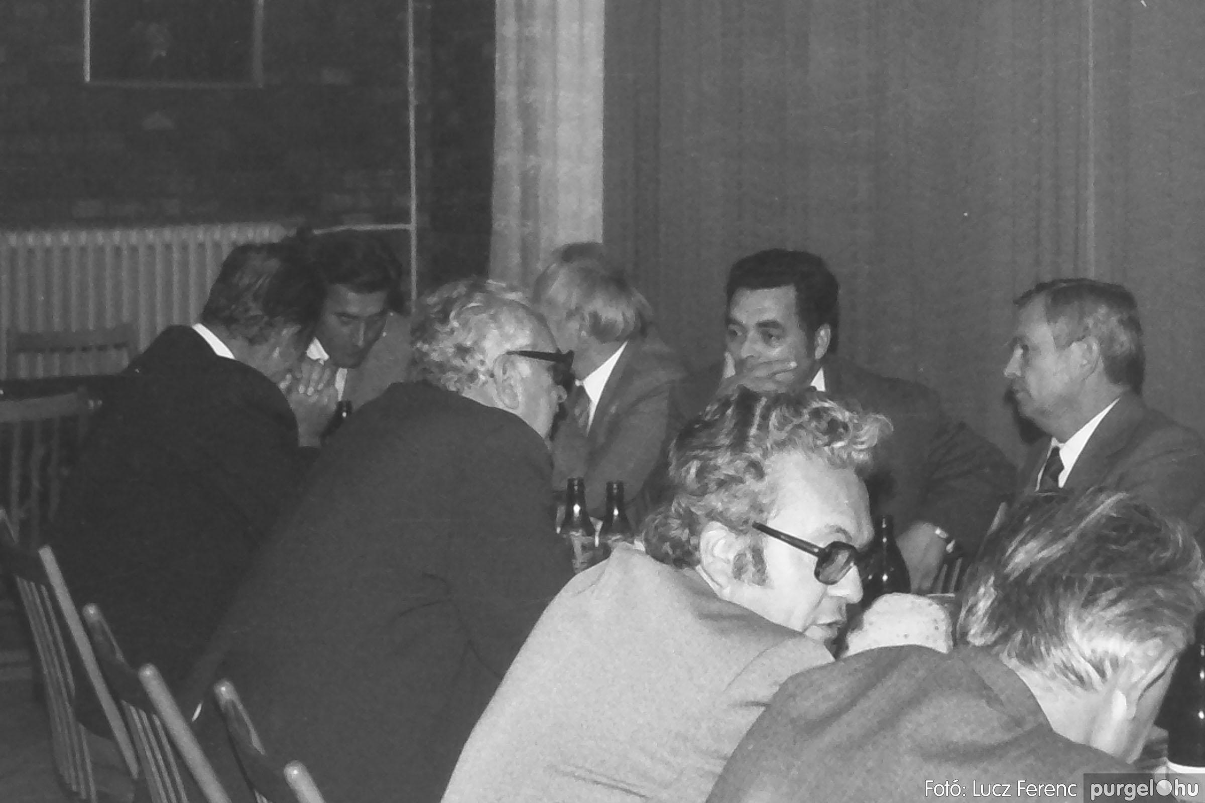 120. 1978. Rendezvény a pártházban 010. - Fotó: Lucz Ferenc.jpg