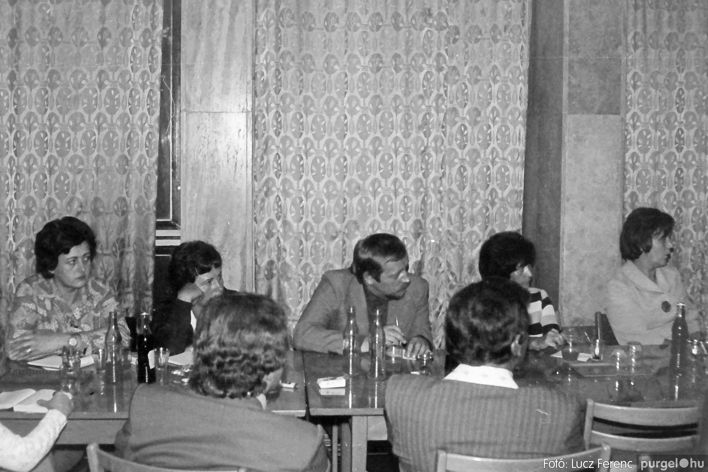 120. 1978. Rendezvény a pártházban 004. - Fotó: Lucz Ferenc.jpg