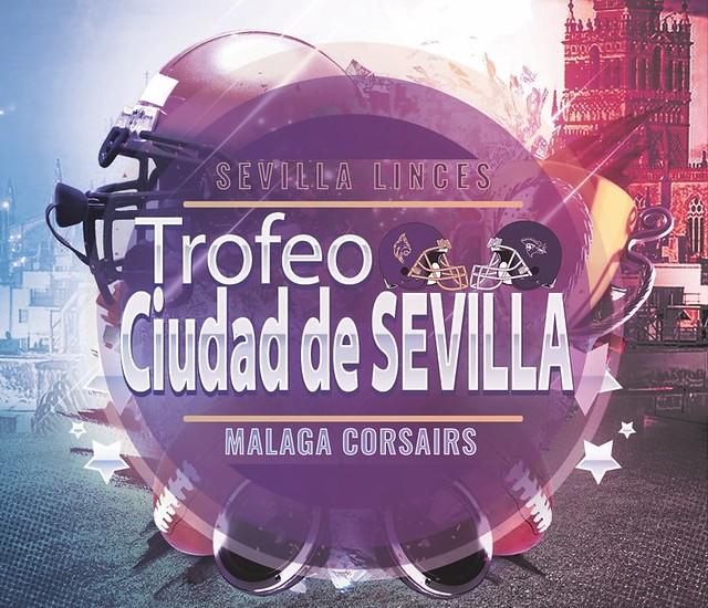 I TROFEO DE FÚTBOL AMERICANO CIUDAD DE SEVILLA WEB