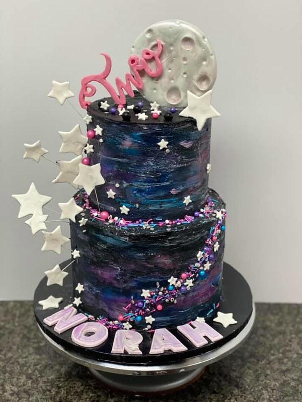 Cake by Just Jenna's