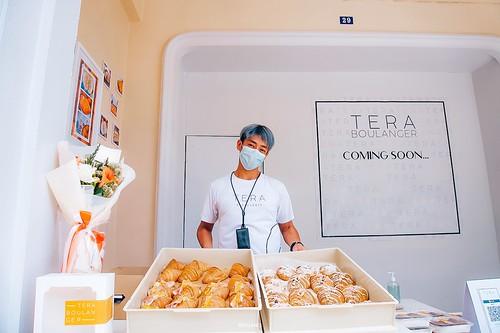 ครัวซอง ร้านTera.boulanger