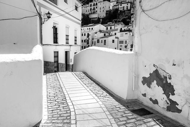 Spain - Cadiz - Setenil - Vega Street