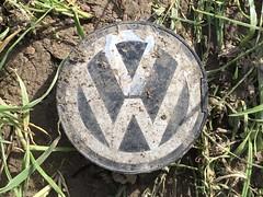 Volkswagen Golf Centre Cap
