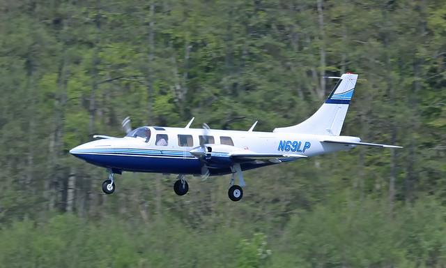 Piper PA-601P Aerostar N69LP [61P-0541-230]