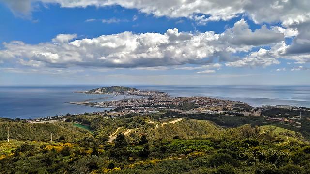 Si: ¡Es Ceuta! / Yes: ¡Is Ceuta!