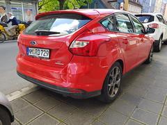 Ford Focus SEL FlexFuel