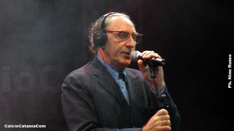 Catania piange il Maestro Franco Battiato