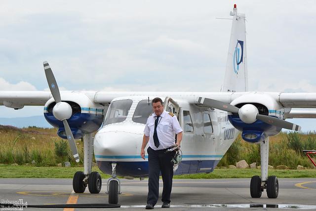 Aer Arann Islands 🇮🇪 Britten-Norman BN-2B-26 Islander EI-CUW