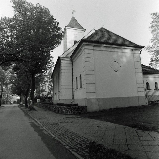 Berlin Dorfkirche Hermsdorf 15.5.2021