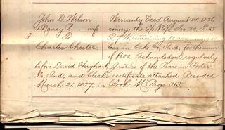 2021-05-18. Willson, John to Chester, Charles 1856