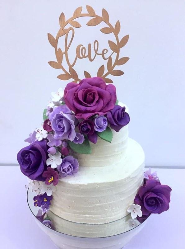 Cake by Sandani Gunasekera of SandRu's Cakes