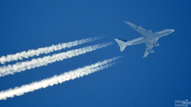 Lufthansa 🇩🇪 Boeing 747-400 D-ABVM