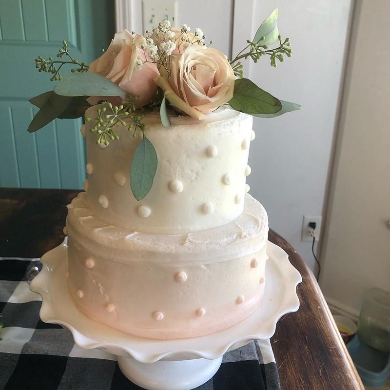 Cake by Moore Custom Cakes