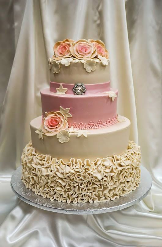 Cake by Cramer Bakery