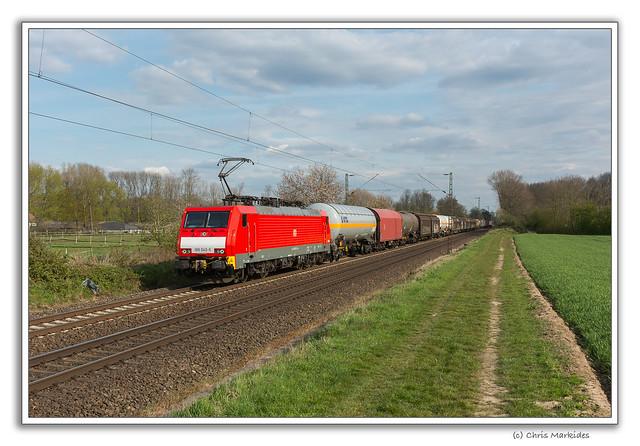 DB Cargo 189 042